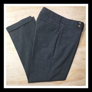 GAP Straight Leg Ankle Trousers Size 4